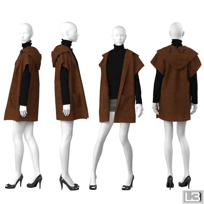 woman mannequin max