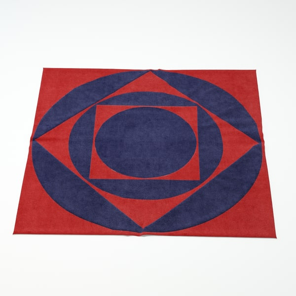 carpet design 3d model