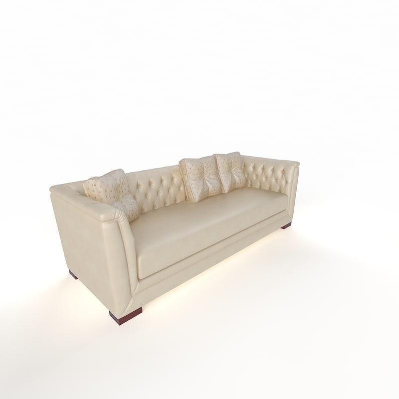 max classic sofa triple