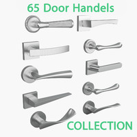 65 Door handles collection
