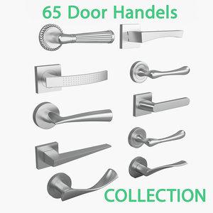 door handles 65 x