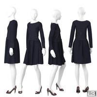 Shop window Woman Mannequin 056
