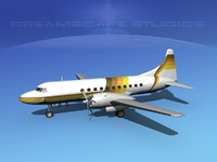 3d propellers convair 340