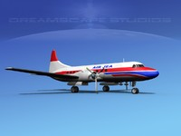 Convair CV 340 Air JEA