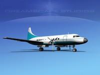 propellers convair 340 3ds