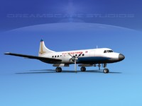 dwg propellers convair 340 airlines