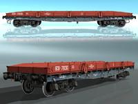 Rail platform M13-H453