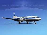 propellers convair 340 max