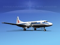 max propellers convair 340 airlines