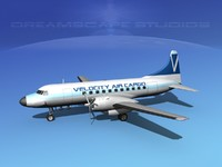max propellers convair 340 cargo