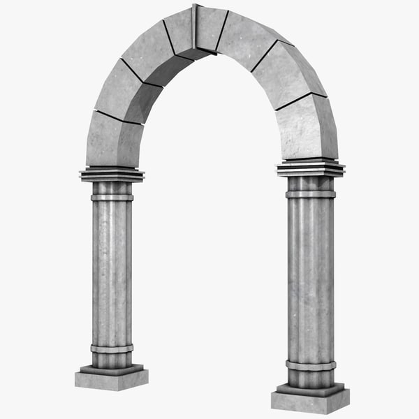 archway arch dxf