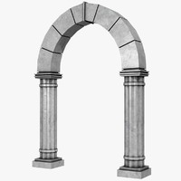 archway arch dxf