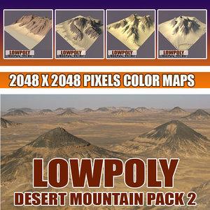mountain games terrain 3d 3ds