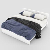 3d bed 24 model