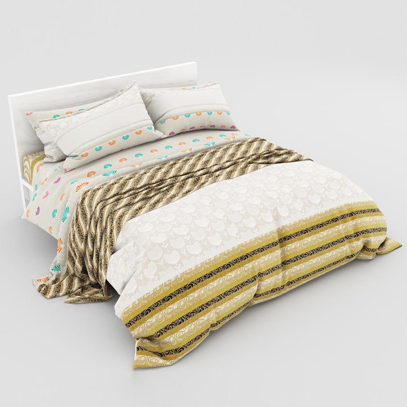 bed 23 3d max