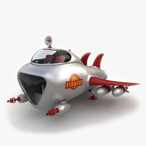 max toy space fighter