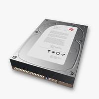 hard disk ide 3d max