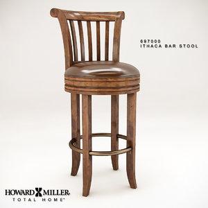 howard ithaca bar stool fbx