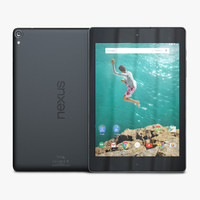 HTC Google Nexus 9 Indigo Black