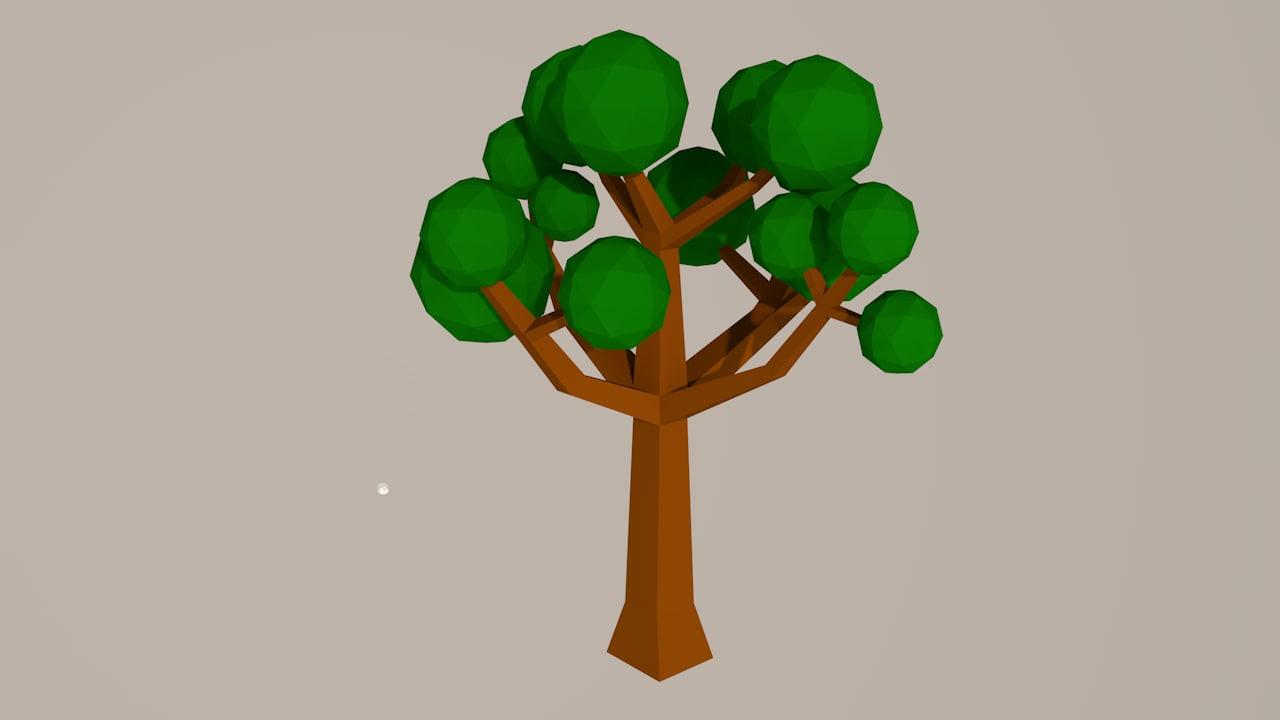 free c4d mode tree