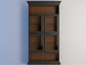 cabinet selva 852610 3d model