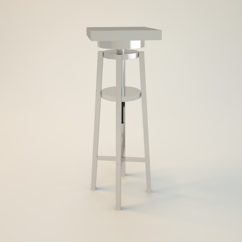 3ds max table column corneille
