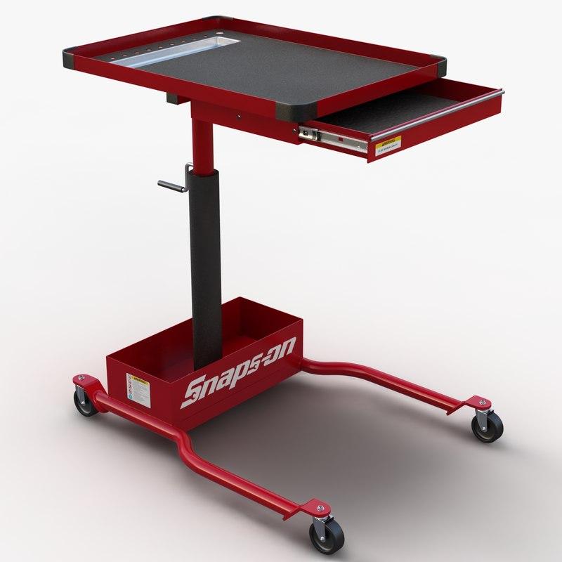 service tray 3d model