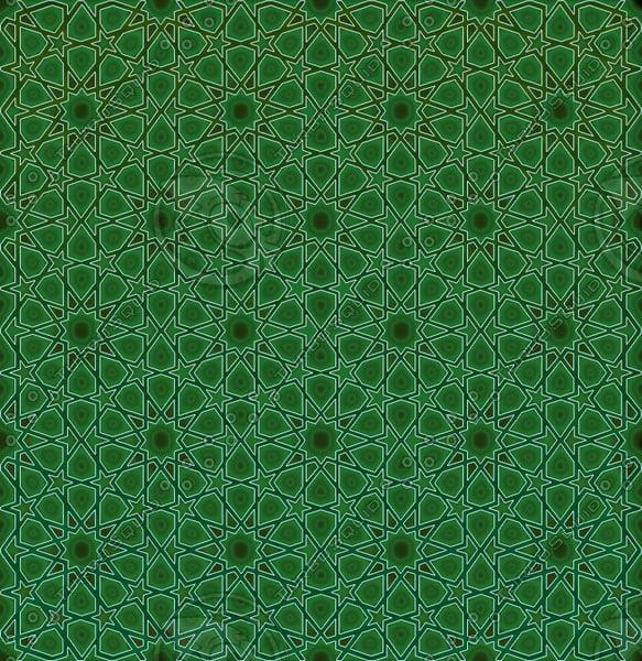 ottoman design motif 3d x