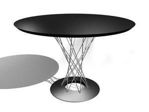 max cyclone dining table