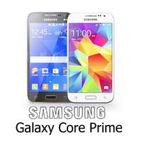 Samsung Galaxy Core Prime in all Colour