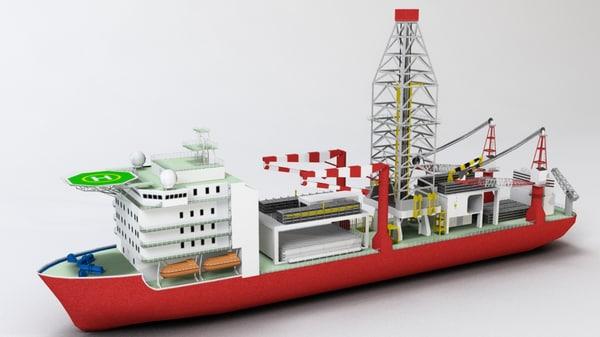 max drill ship