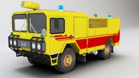 Fire Fighting Vehicle Vol-1