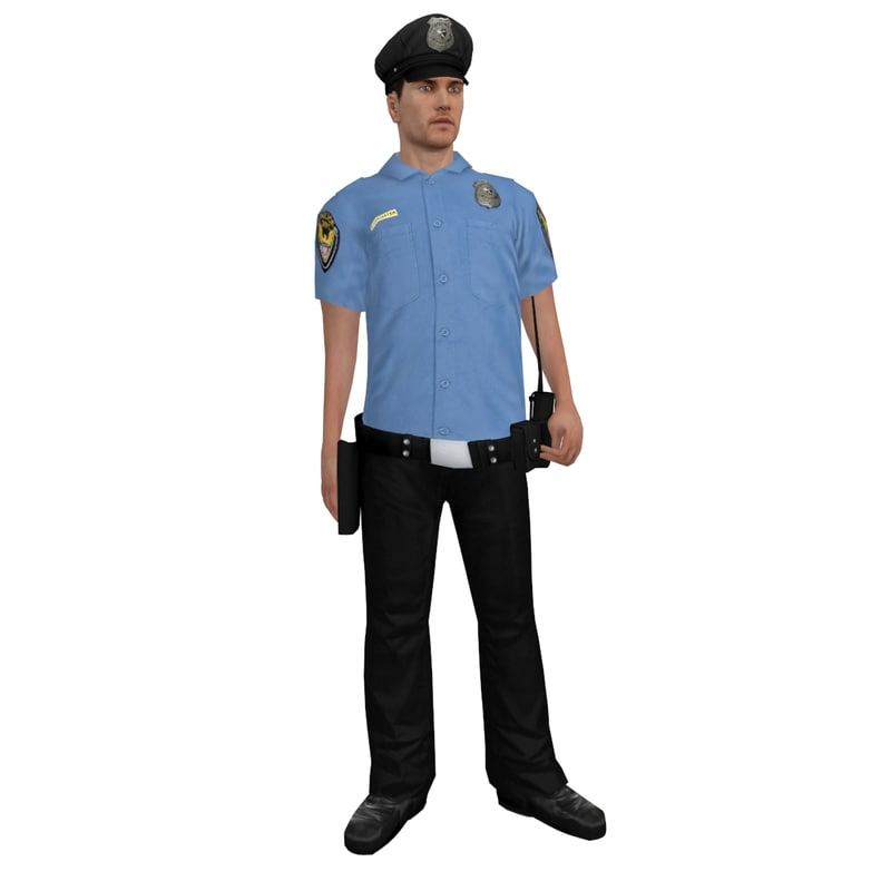 max rigged police officer 2