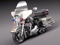 Harley-Davidson Electra Glide Police 2013