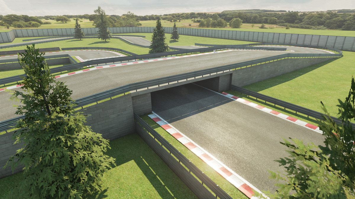 3ds max race track construct kit