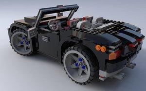 3d lego technic