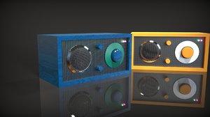 3d model tivoli radio