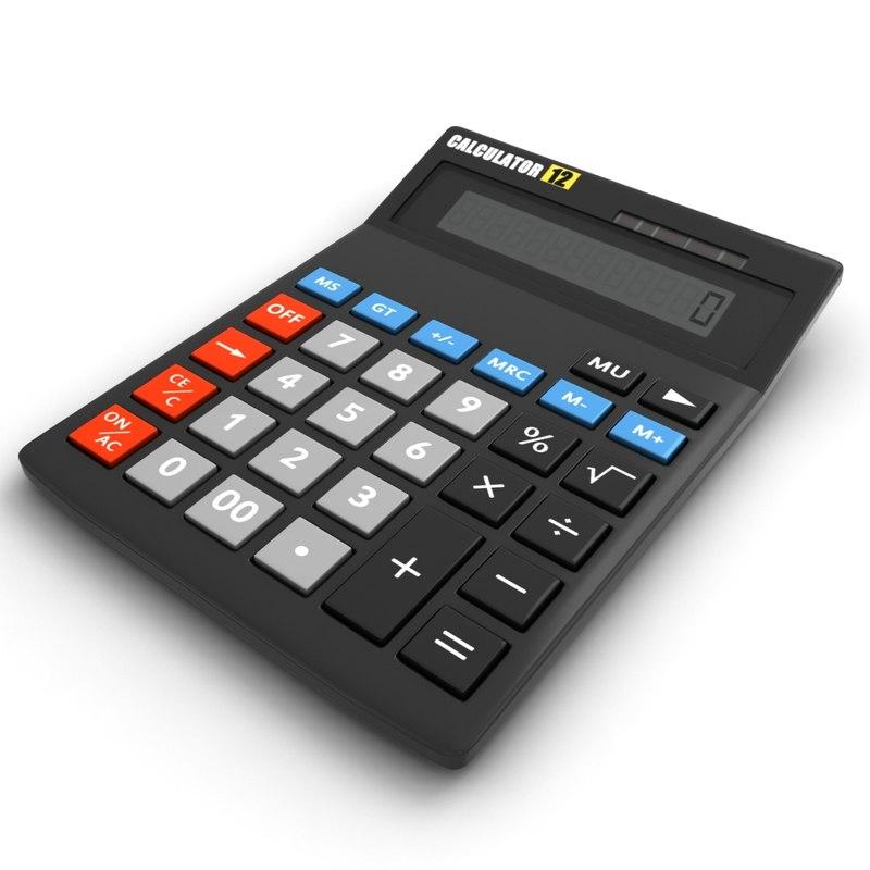 max calculator