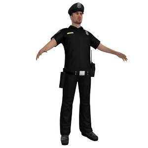 police officer max