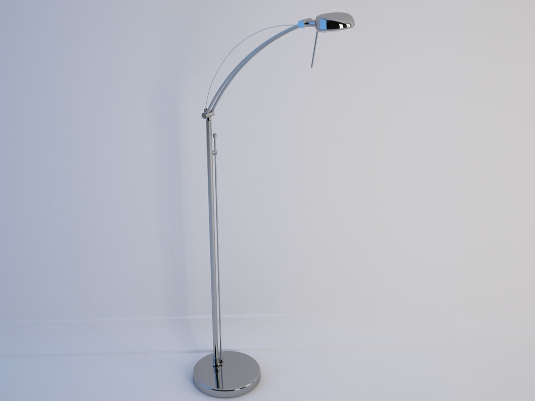 clobo floor lamp 3d model