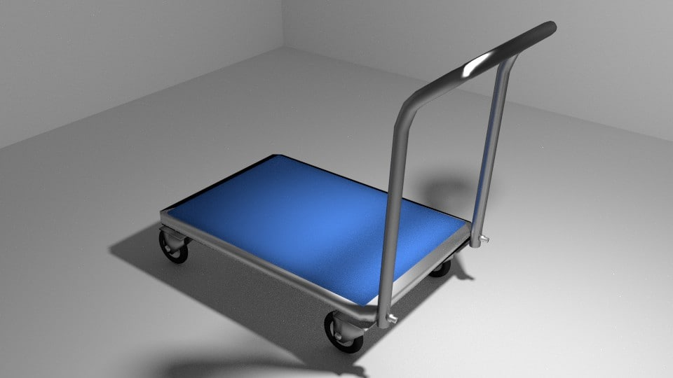 3d trolley carrier