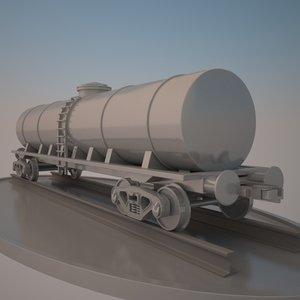 max railway cistern