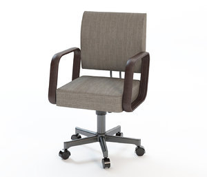 3ds executive chair