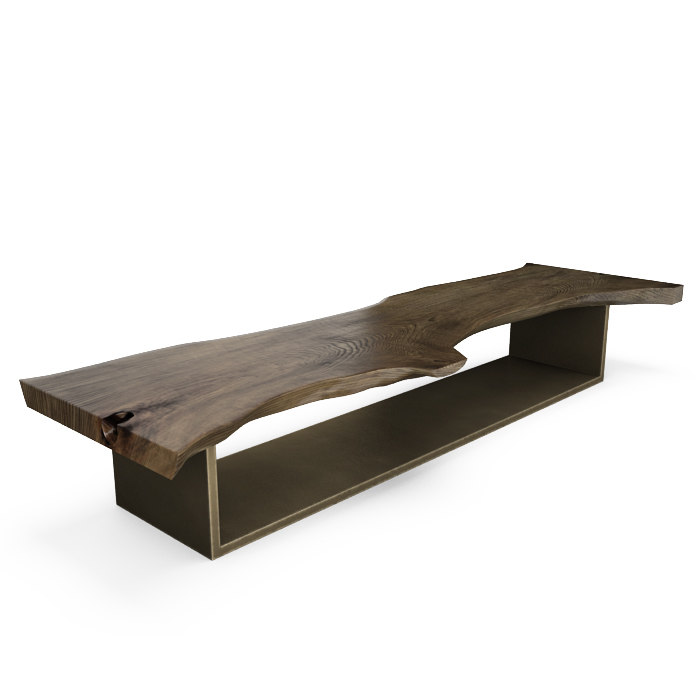 3ds max hudson architettura coffee table