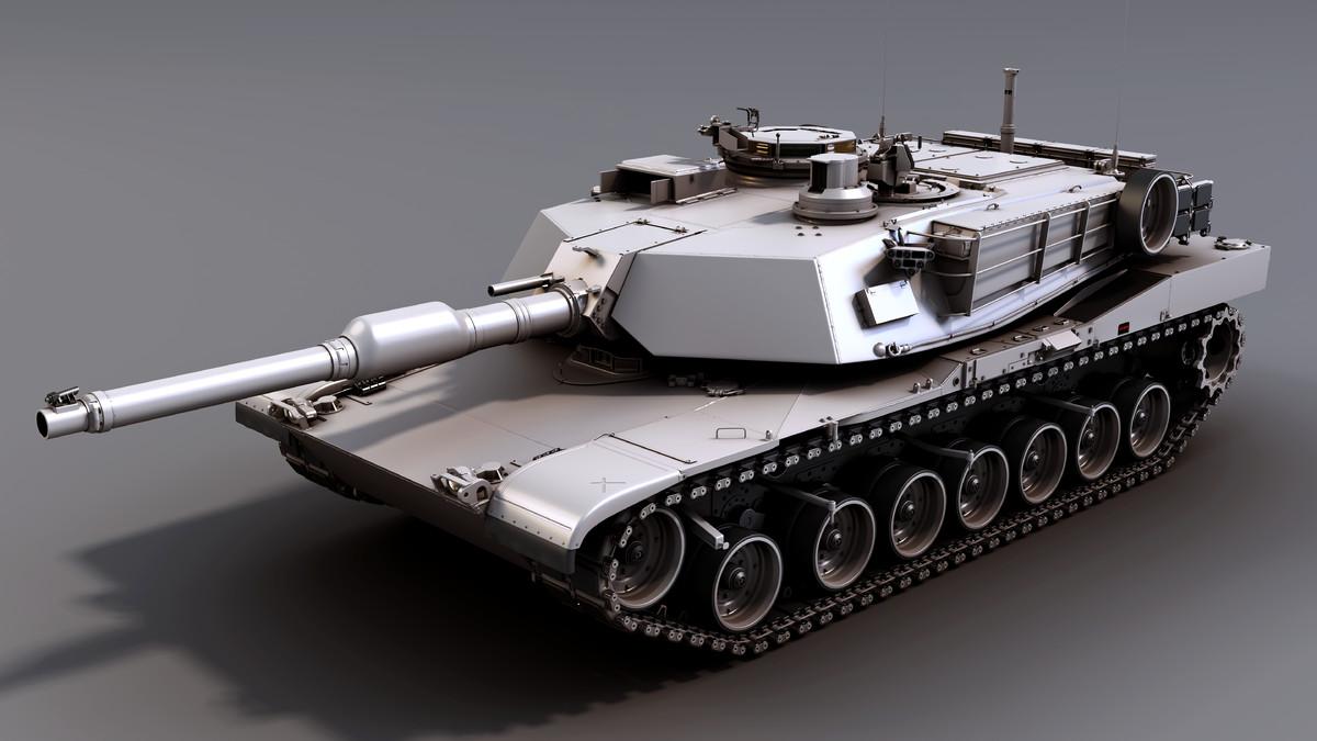 3d m1a2 sep abrams tank