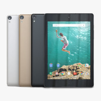 3d htc google nexus 9 model