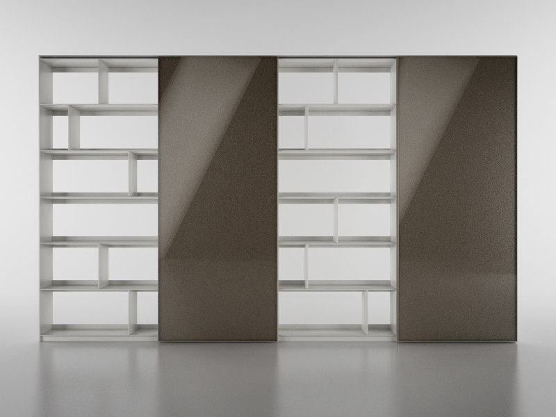 c4d b bookcase 23 -