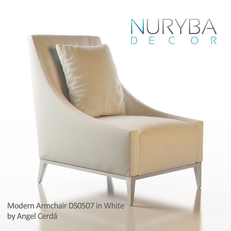 maya nuryba decor modern armchair
