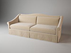 gray maries corner 3d model