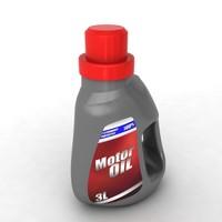 3d motor oil